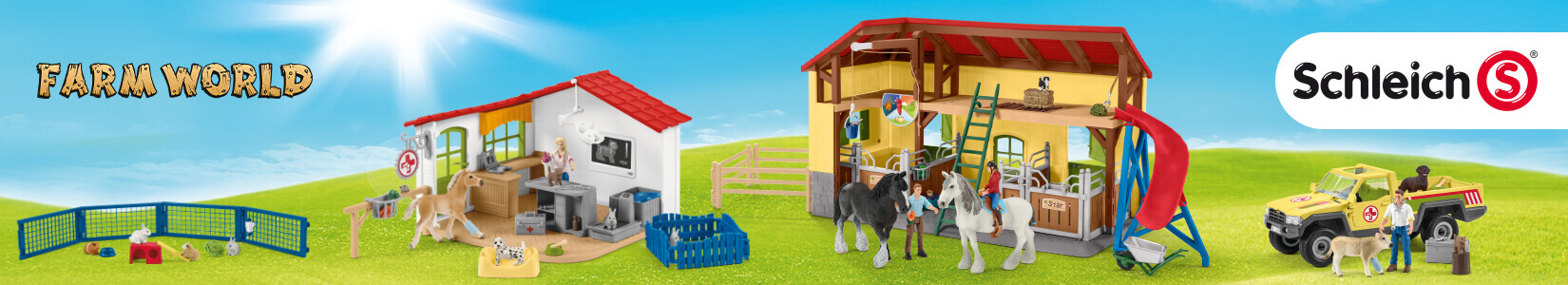 Schleich Farm World Artikel