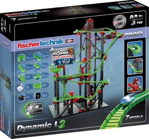 Dynamic L2 + ''Crazy Machines''