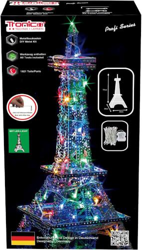 TRONICO Turm mit LED-Beleuchtung