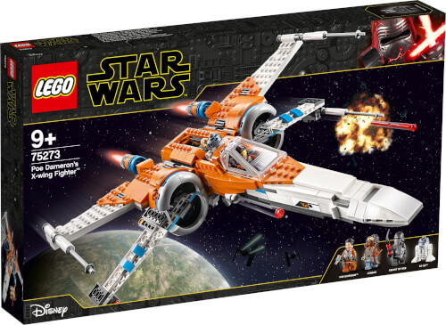 LEGO® Star Wars# 75273 Poe Damerons X-Wing Starfighter#