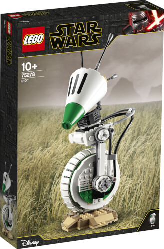 LEGO® Star Wars# 75278 Confidential