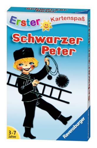 Ravensburger 20431 Schwarzer Peter - Kaminkehrer