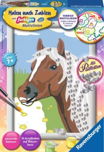 Ravensburger 284757 Malen Nach Zahlen Pferd 284757 Jetzt