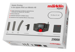Märklin 29000 Digital-Startpackung MS2 o.roll.Mat.