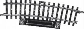 Märklin 2239 H0 Schaltgleis r424,6mm,15 Gr.