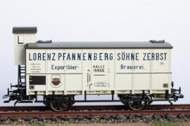H0-Bierkühlwagen ''Pfannenberg Söhne''