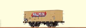 N Güterw. G10 DB III Palmin