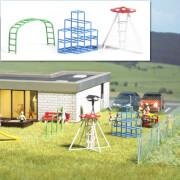 Spielplatz Kletter-Set H0