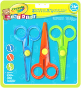 Crayola Mini Kids 3 Kinder-Scheren