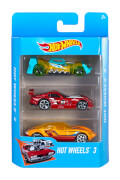 Mattel Hot Wheels 3-Pack Sortiment