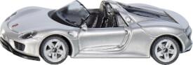 SIKU 1475 SUPER - Porsche 918 Spyder, ab 3 Jahre