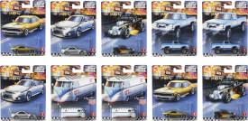 Mattel GJT68 Hot Wheels Premium Car Boulevard sortiert