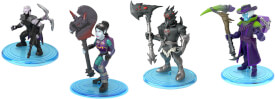FORTNITE FIGUREN SQUAD PACK WAVE 3