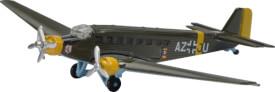 Schuco  Junkers Ju 52/3m, oliv 1:72