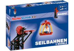 fischertechnik Basic-Seilbahnen, ab 7 Jahre