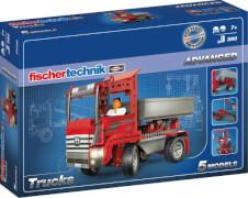 fischertechnik Trucks, ab 7 Jahre