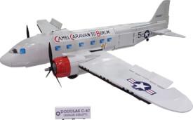 COBI Douglas C-47 Skytrain(Dakota)- Berlin Airlift