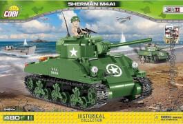 COBI 2464A SHERMAN M4A1