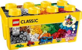LEGO® Classic 10696 Mittelgroße Bausteine-Box, 484 Teile