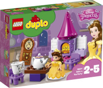 LEGO® DUPLO® 10877 Belle's Teeparty, 19 Teile, ab 2 Jahre