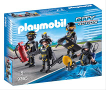 Playmobil 9365 SEK-Team