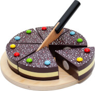 Tanner-Schokoladentorte