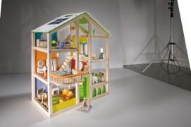 Hape Vier-Jahreszeiten-Haus (ohne Zubehör)