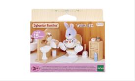 Sylvanian Families 3563 Toiletten-Set
