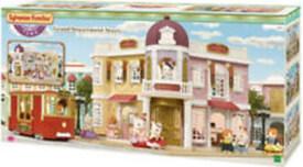 Sylvanian Families Einkaufszentrum Wunschbrunnen