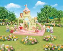 Sylvanian Families 5319 Baby Abenteuer Schloss