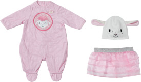 Baby Annabell Deluxe Glitzer Set 43 cm