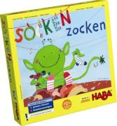 HABA - Socken zocken, 2-6 Spieler, ca. 10 min, ab 4 Jahren