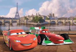 Ravensburger 75546 Disney Cars Lightning McQueen & seine Freunde, 2x12 Teile