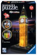 Ravensburger 12588 Puzzle 3D Big Ben Night Edition 216 Teile