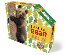 Puzzle Shape Junior Bär 100 Teile
