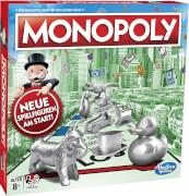 Hasbro C1009100 Monopoly Classic, für 2-6 Spieler, ab 8 Jahren