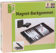 Natural Games Magnet-Backgammon 22,5x33,5 cm