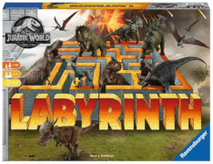 Ravensburger 260041 Jurassic World Labyrinth