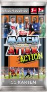 Match Attax Action Booster 2019/2020