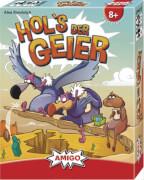 AMIGO 01943 Hols der Geier, für 2-5 Spieler, Spieldauer: ca. 20 Min, ab 8 Jahren