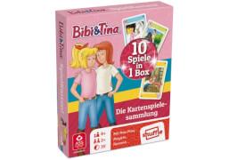 ASS SpielKarten ''Bibi & Tina'', 2-4 Spieler, ab 8 Jahre