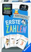 Ravensburger 41597 Kartenspiel Erste Zahlen