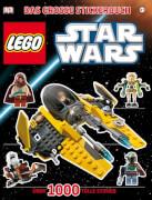 LEGO Star Wars Stickerbuch