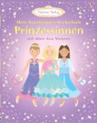 Prinzessinnen Anzieh-Stickerbuch