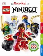 LEGO Das Mach-Malbuch - LEGO Ninjago