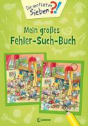 Loewe Die verflixten Sieben - Mein großes Fehlersuchbuch, Band 1