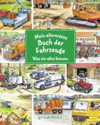Mein allererstes Buch der Fahrzeuge - Was sie alles können