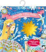 Arena - Glanzvolle Folienbilder. Prinzessinnen: Zeit für Kreativität, Taschenbuch,  5 Seiten, ab 6-8 Jahren. Rohrbach, Sophie.