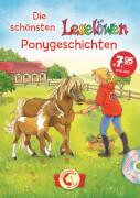 Loewe Die schönsten Leselöwen -Ponygeschichten mit CD