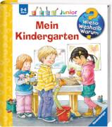 Ravensburger 32786 Wieso? Weshalb? Warum? junior 24: Mein Kindergarten